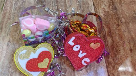 regalo 14 de febrero caja de coraz 243 n con pet un chocorregalo by mdulcecreacion