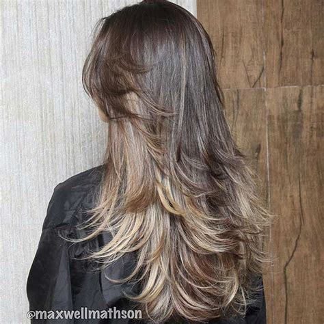 beautiful long layered haircuts stayglam