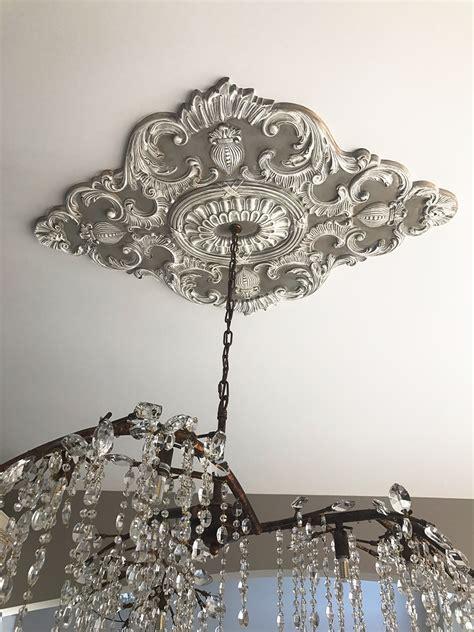 beautiful ekena millwork ceiling medallion