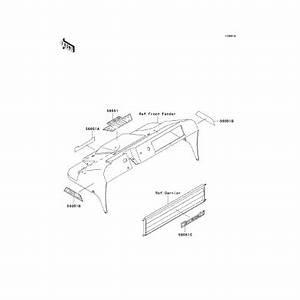 27 Kawasaki Mule 550 Parts Diagram