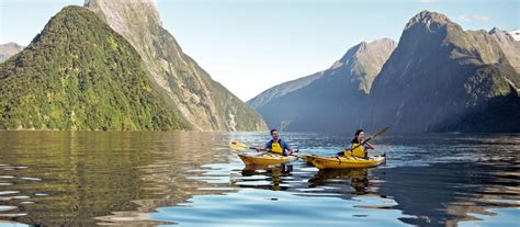 Things To See And Do In Milford Sound, New Zealand
