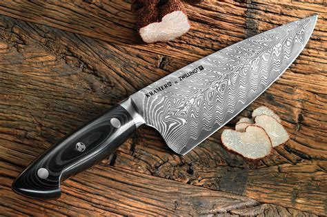 where to buy kitchen knives bob kramer chef 39 s knife damascus by zwilling j a henckels