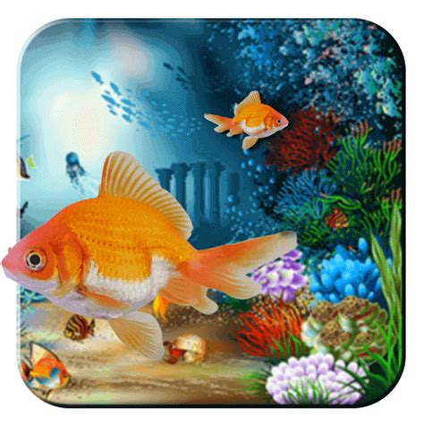 Animated Fish Aquarium Wallpaper Mobile - aquarium fish live wallpaper for pc and laptop