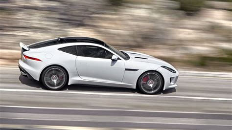 Jaguar Type R by New Jaguar F Type R Coupe 550 Hp Test Drive