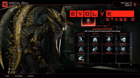 evolve stage  launch trailer gamespot