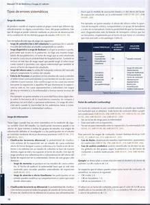 Manual Cto Epidemiologia Y Estadistica Pdf