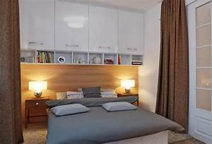 Kleines Schlafzimmer Ideen : stauraum schlafzimmer ideen ~ Lizthompson.info Haus und Dekorationen