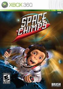 Space Chimps Xbox 360 Game