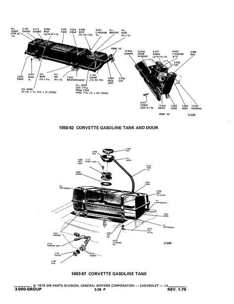 car maintenance manuals 1953 chevrolet corvette parking system group3 fuel exhaust carburetion 1953 1973 corvette parts and accessories page 116 jpg