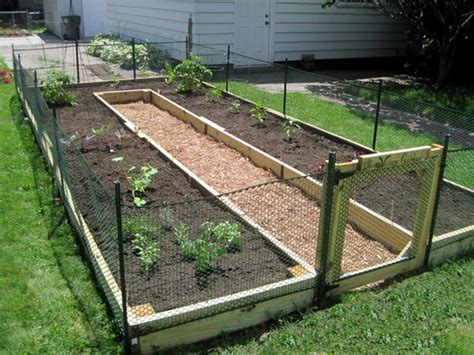 How To Build A Ushaped Raised Garden Bed  Quiet Corner