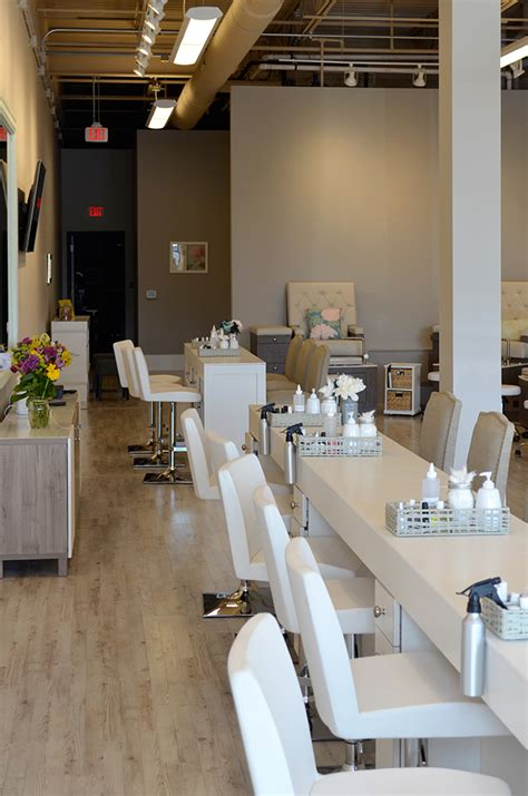 nail salon interior design on the level construction news from philadelphia and the