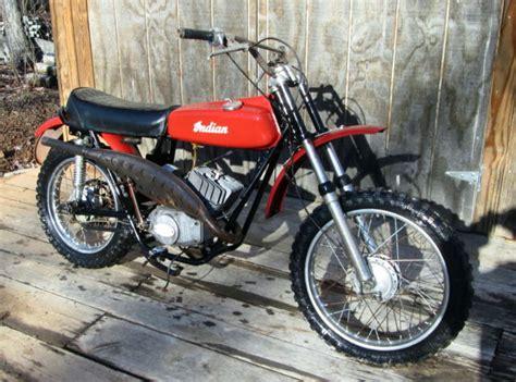 1974 Indian Mx 74 Dirt Bike Project