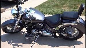 2005 Yamaha V-star 650 Classic For Sale