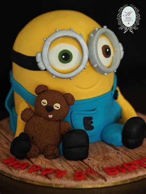 minions kuchen helena 39 s kitchen minion cake