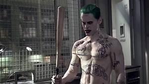 Suicid Squad Joker : suicide squad deleted joker scenes not on extended cut youtube ~ Medecine-chirurgie-esthetiques.com Avis de Voitures