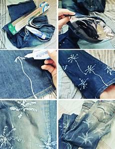 25 DIY Ideas To Repurpose Old Denim Jeans