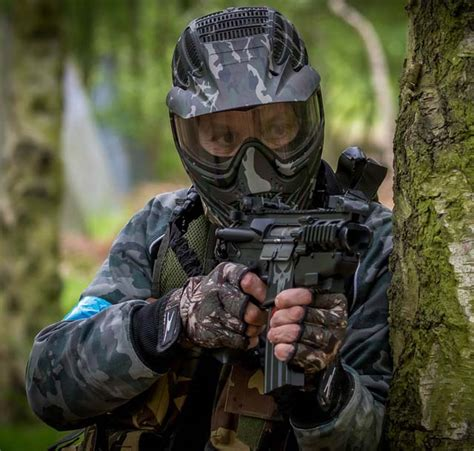 Airsoft (8 Players) - Yorkshire Paintball and Outdoor ...