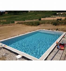 Prix Piscine Beton : kit bloc polystyr ne facilobloc bancher pour piscine ~ Nature-et-papiers.com Idées de Décoration