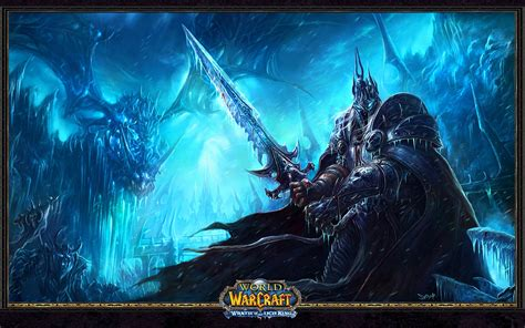 Wrath Of The Lich King Animated Wallpaper - world of warcraft wrath of the lich king pc