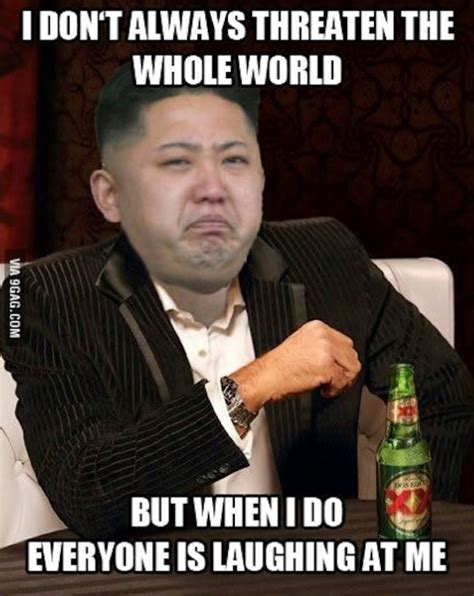 Kim Jong Meme - laughing off the threat the internet takes on kim jong un viral politics