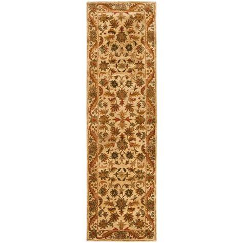 safavieh rug runners safavieh antiquity gold 2 ft 3 in x 8 ft rug runner