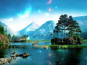 Beautiful Places Wallpaper