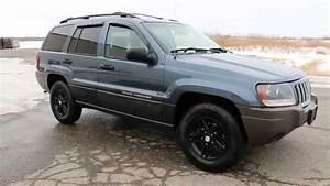 2004 Jeep Grand Cherokee Laredo 4x4 For Sale