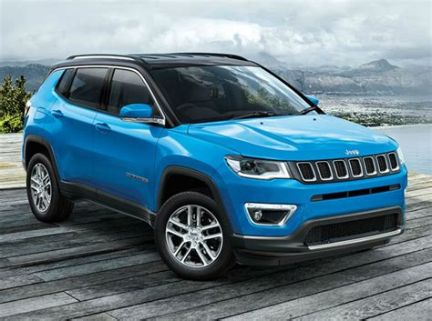 Fiat Chrysler's Jeep Compass Prebookings Start At Rs