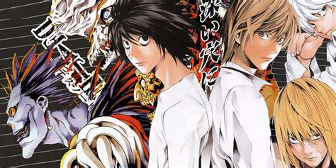 Anime Kiss Death Note U S Movie Adaptation Of Death Note Inches Forward With