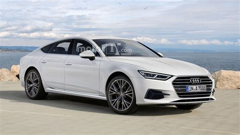The Audi A7 is getting a face lift, and it's come a long way.
