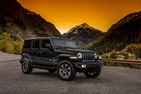 2018 Jeep Wrangler Jl Colors by New 2018 Jeep Wrangler Color Options