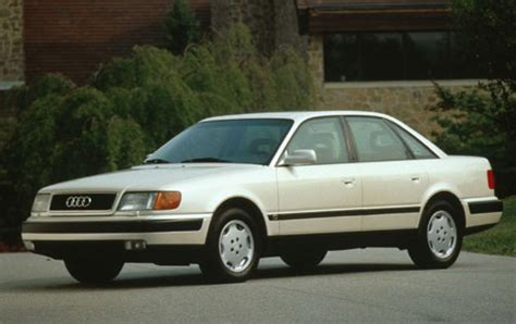 accident recorder 1991 audi 100 transmission control used 1990 audi 100 for sale pricing features edmunds