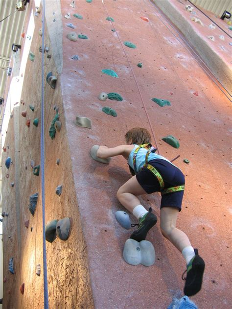 Names Of Indoor Rock Climbing Holds And How To Use