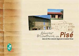 Mur En Pisé : calam o r nover et construire en pis dans le parc ~ Melissatoandfro.com Idées de Décoration