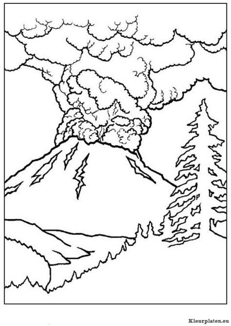 Kleurplaat Rien Poortvieg by Landschap Kleurplaat 358086 Kleurplaat