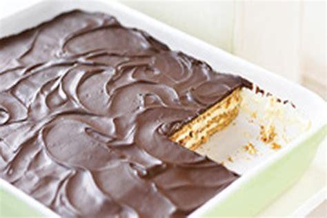 dessert 233 clair au beurre d arachide et au chocolat kraft canada