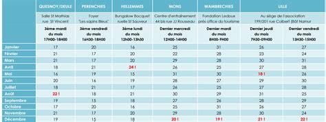 les permanences de secteur maison de l aide 224 domicile
