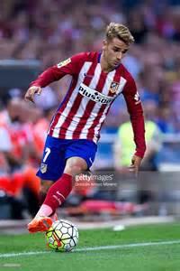 Antoine Griezmann Atletico De Madrid