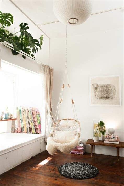 Hängematte Für Wohnzimmer by H 228 Ngematte Im Garten Oder Im Wohnraum Ihre Entspannung