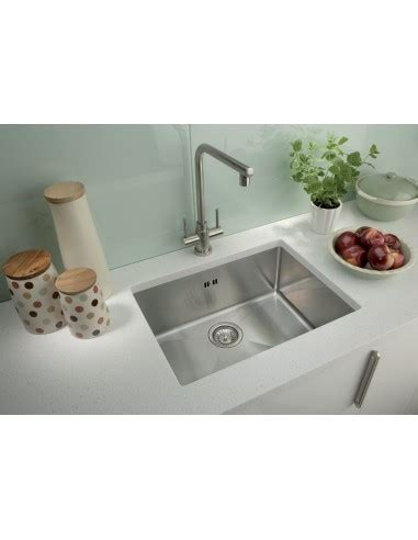 kitchen sink square square modern single bowl undermount 1 2mm this 2905