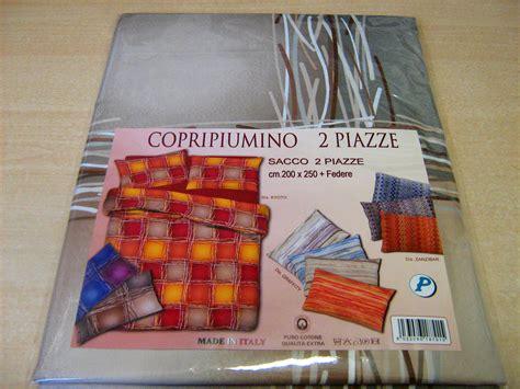 Sacco Piumone Sacco Piumone 2pz Lanzani Fratelli