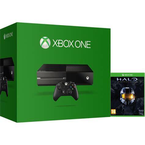 xbox  console includes halo masterchief edition