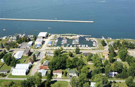 Anchor Marina In Cape Vincent, Ny, United States Marina