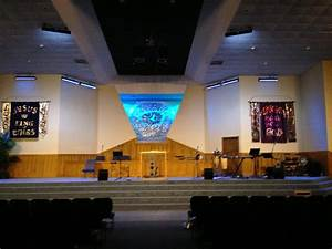 Led rebate projects church stage lighting sound and for Lamp and light ministries
