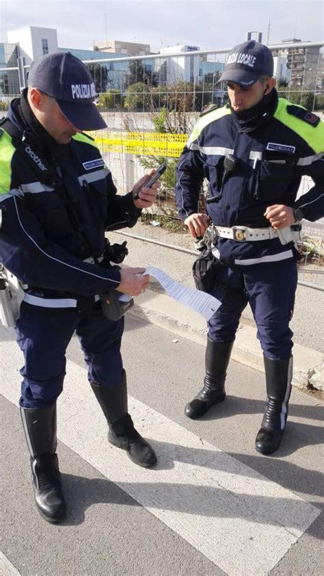 polizia stradale napoli ufficio verbali si chiama robocop il nuovo dispositivo in dotazione alla