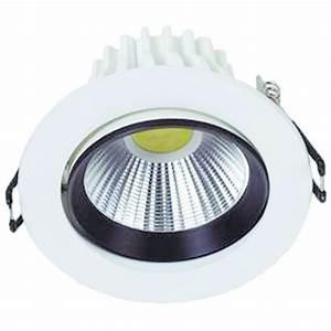Luminaire D Angle : luminaire led encastrable avec angle d 39 orientation de 30 spot encastr led cob orientable ~ Teatrodelosmanantiales.com Idées de Décoration