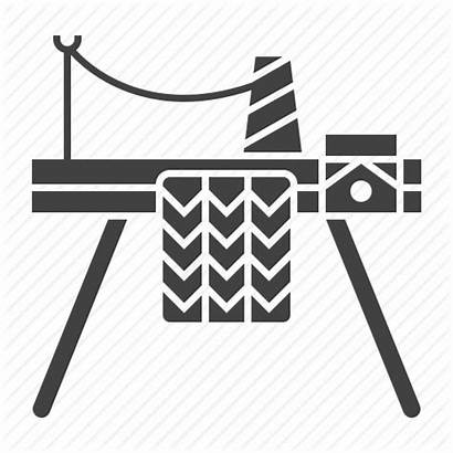 Knitting Machine Icon Tailor Icons 512px Hand