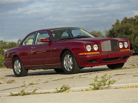 Modernen Motor In Oldtimer Einbauen by Bentley Continental R Youngtimer In Beeld Autoblog Nl