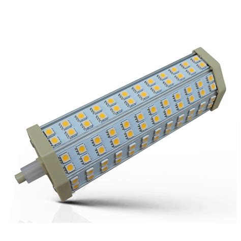 r7s 15w led bulb 72 leds floodlight pir security light