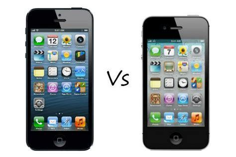 4s vs 5s iphone 5 vs iphone 4s